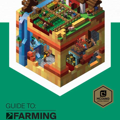 Minecraft: Guide to Farming Cover