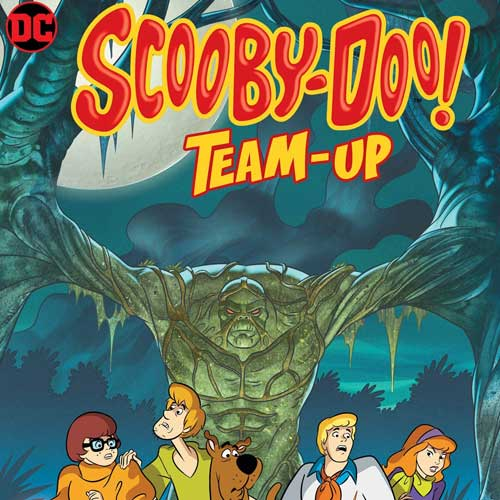 Scooby-Doo! Team-Up Doomed! Wallpaper