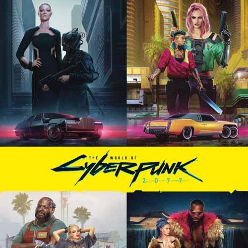 The World of Cyberpunk 2077 Wallpaper