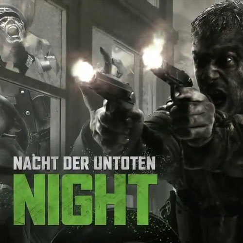 Call of Duty Zombies: Nacht Der Untoten