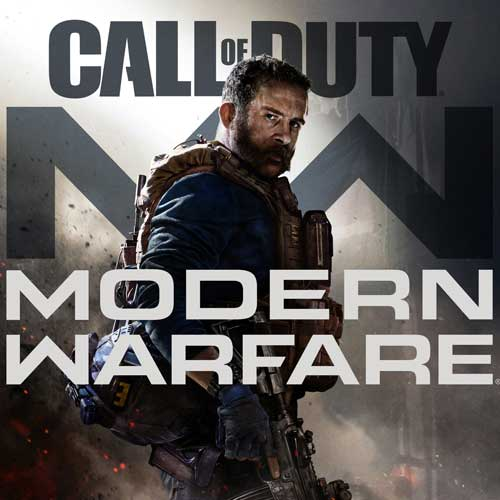 Modern Warfare 2019 Logo