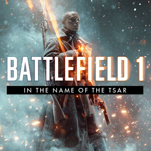Battlefield 1: In the Name of the Tsar Logo
