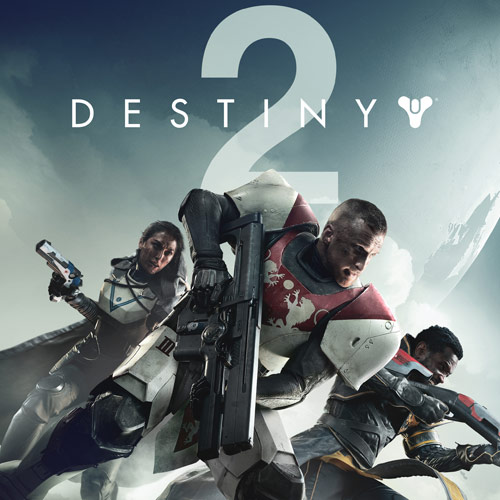 Destiny 2 Beta Logo