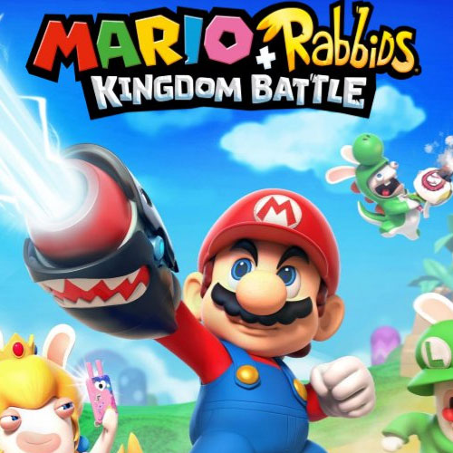Mario + Rabbids Kingdom Battle Logo