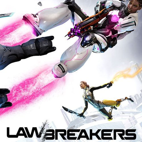 Lawbreakers Playstation 4 Logo