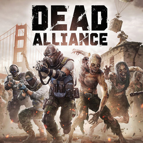 Dead Alliance Logo