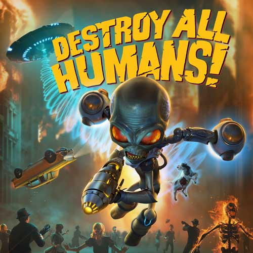 Destroy All Humans Game of the Year