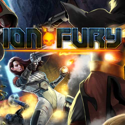 Ion Fury Game of the Year