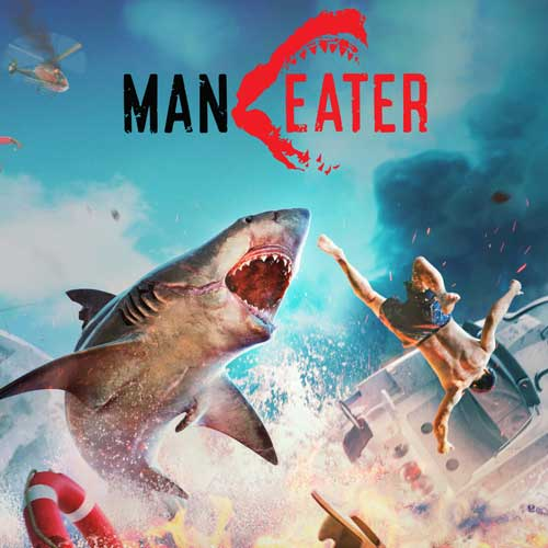Maneater Game of the Year