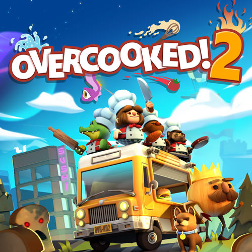 Overcooked 2 Game of the Year