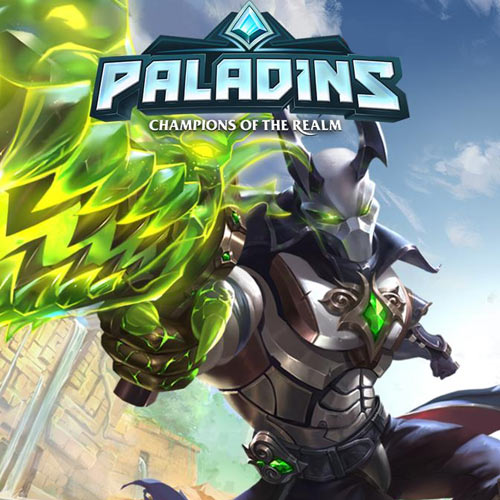 Paladins Game of the Year