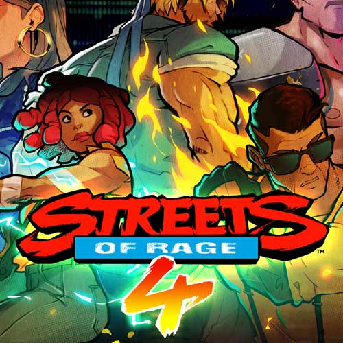 Streets of Rage 4 Game of the Year