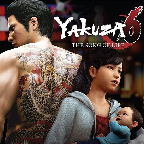 Yakuza 6: The Song of Life Game of the Year