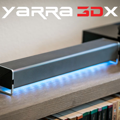 Yarra 3DX 3D Audio Sound Bar