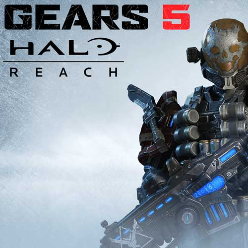 Gears 5: Halo Reach Character Pack Box Art