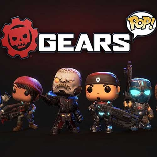 Gears Pop! Box Art