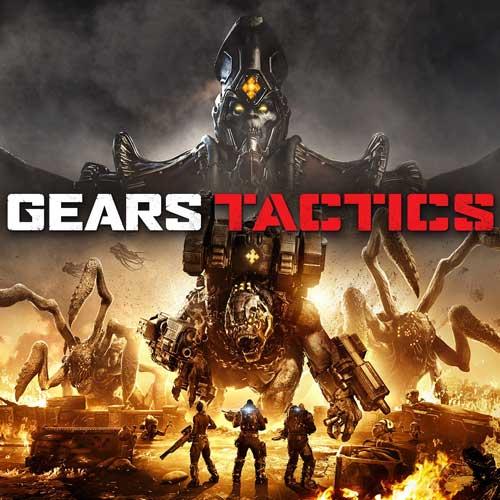 Gears Tactics Box Art