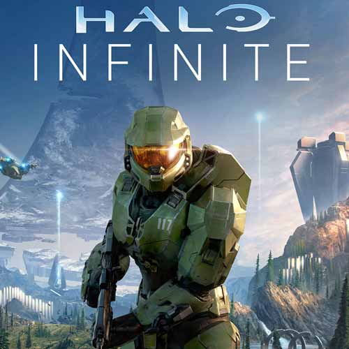 Halo Infinite Box Art