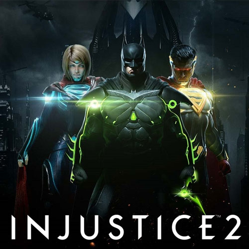 Injustice 2 Roster
