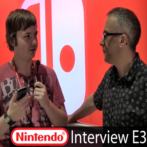 Nintendo E3 2017 Interview