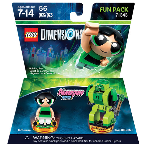 LEGO Dimensions: Buttercup Fun Pack