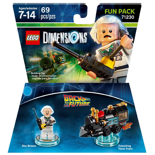 LEGO Dimensions: Doc Brown Fun Pack