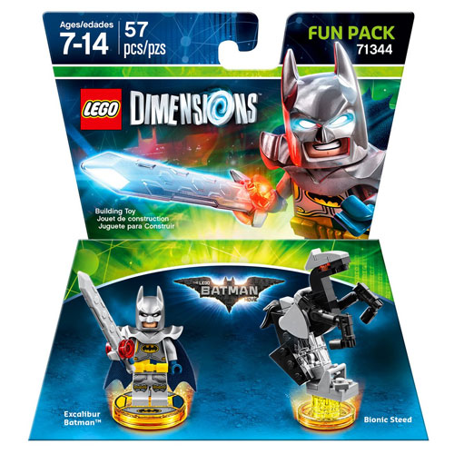 LEGO Dimensions: Excalibur Batman Fun Pack