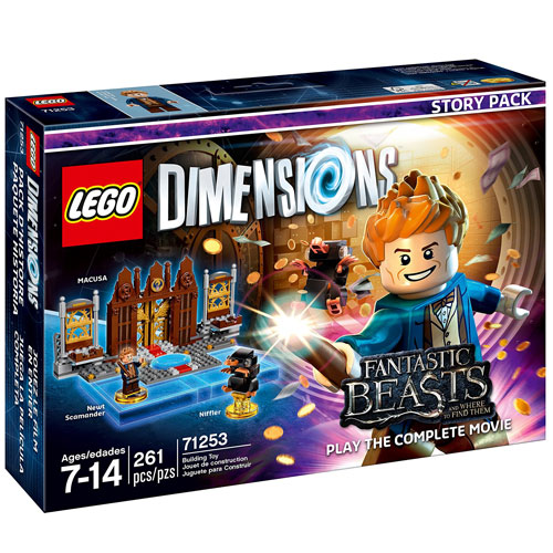 LEGO Dimensions: Fantastic Beasts Story Pack