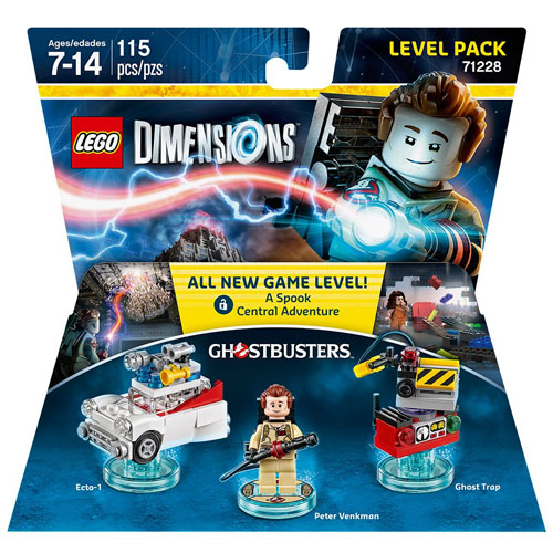 LEGO Dimensions: Ghostbusters Level Pack