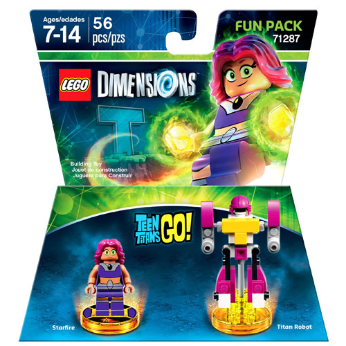 LEGO Dimensions: Starfire Fun Pack