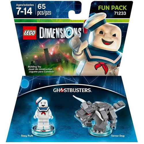 LEGO Dimensions: Stay Puft Fun Pack