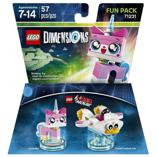 LEGO Dimensions: Unikitty Fun Pack
