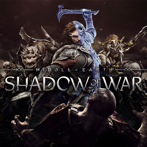 Middle-Earth: Shadow of War Logo