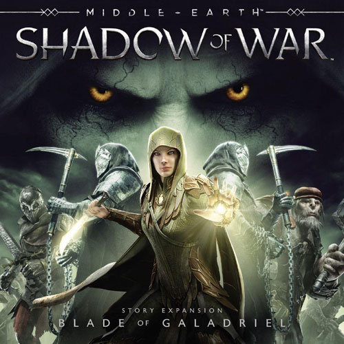 Middle-Earth: Shadow of War Blade of Galadriel