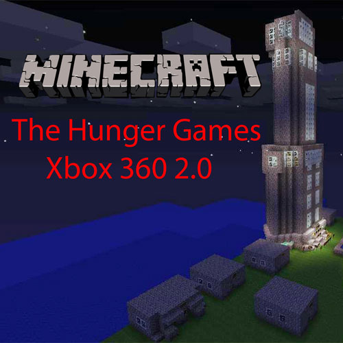 Minecraft Xbox Hunger Games 2.0
