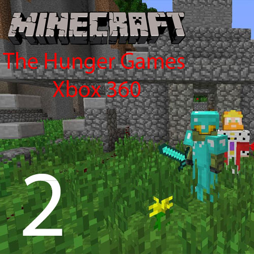 Minecraft Xbox The Hunger Games