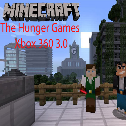 Minecraft Xbox The Hunger Games 3 Beta