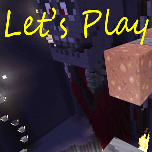 Minecraft Let's Play Part 3: Sky Towers 2