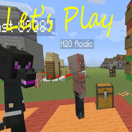 Minecraft Let's Play Part 4: Gub Collection