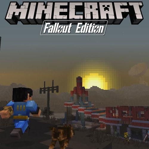 Minecraft Fallout Mashup Pack