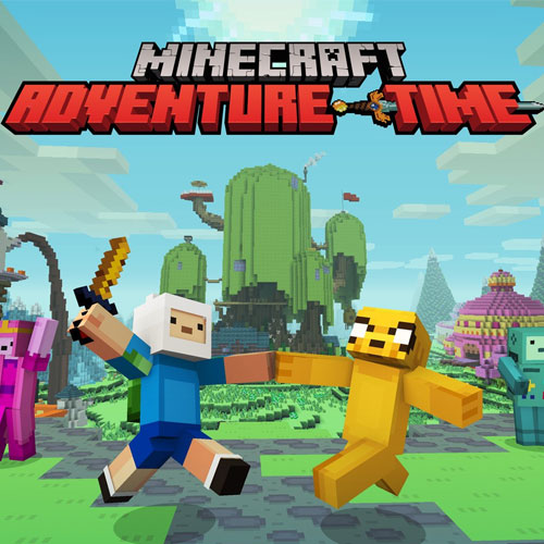 Minecraft Adventure Time Mashup Pack