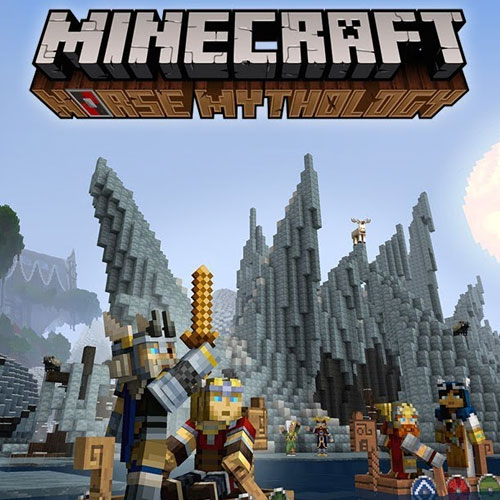 Minecraft Norse Mythology Mashup Pack