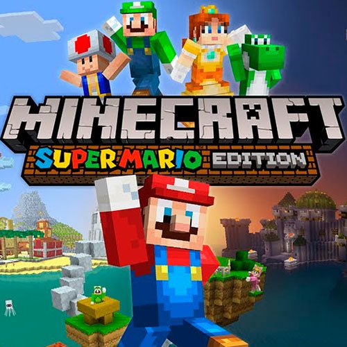 Minecraft Super Mario Mashup Pack