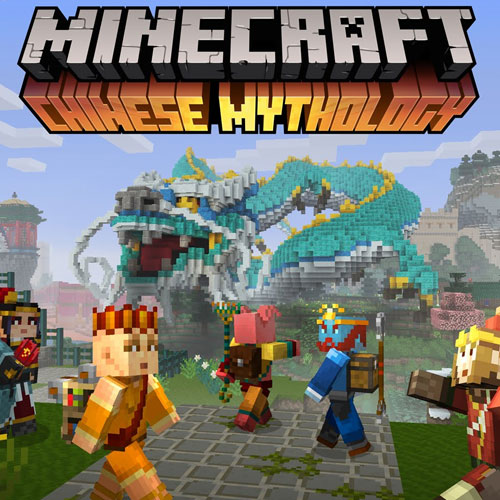 Minecraft Chinese Mythology Mashup Pack