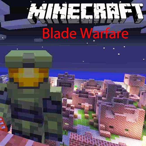 Minecraft Team Deathmatch Cobblestone Arena