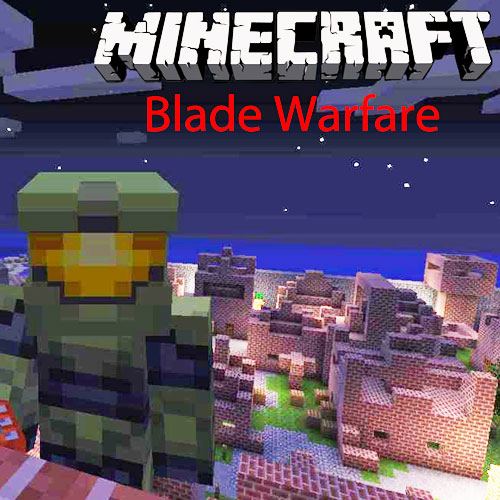 Minecraft Capture the Flag Blade Warfare
