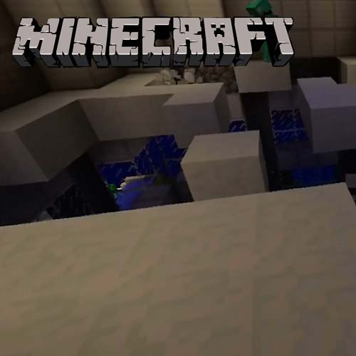 Minecraft Mini Snow Spleef