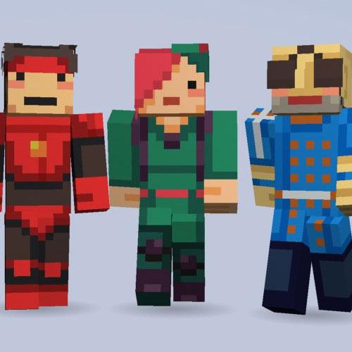 Minecraft Skin Pack 6