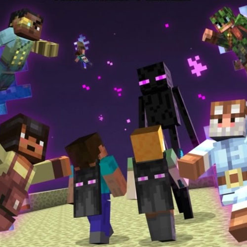 Minecraft Minecon 2016 Skin Pack