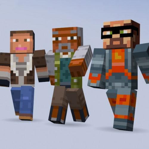 Minecraft Skin Pack 3